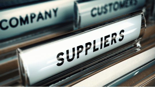 Supply chain - Leading Outcomes